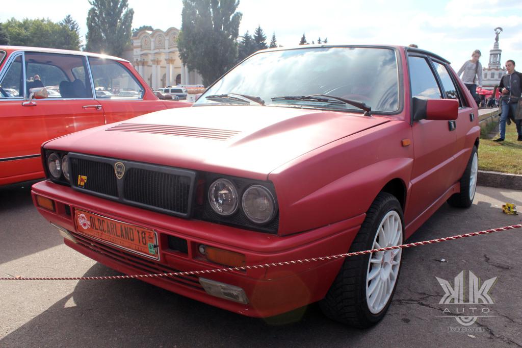 OldCarLand-2018, Lancia