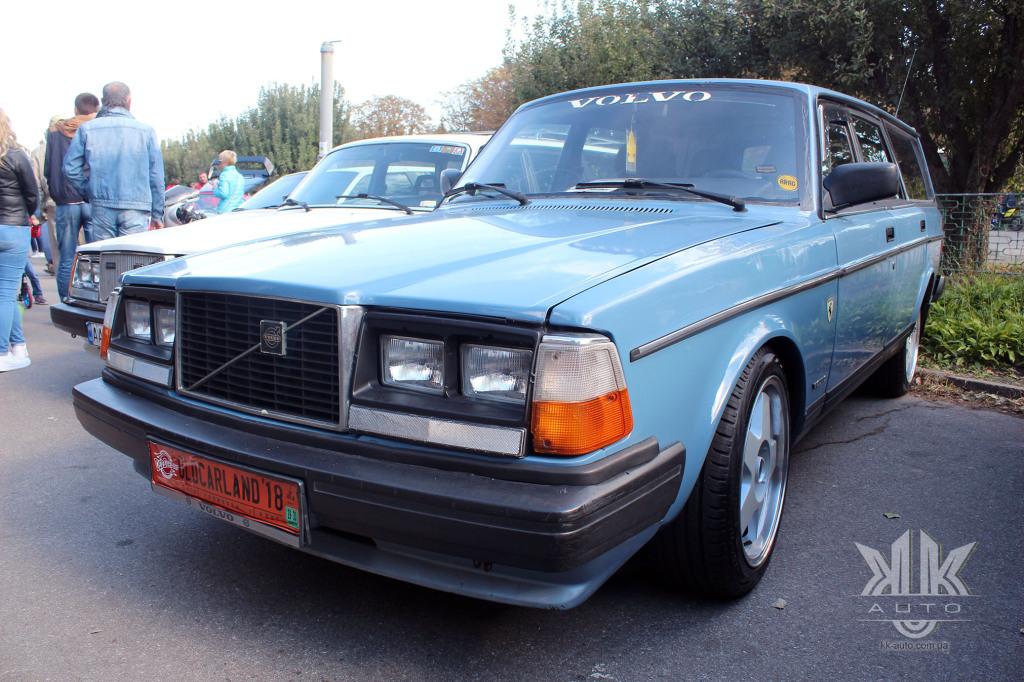 OldCarLand-2018, Volvo