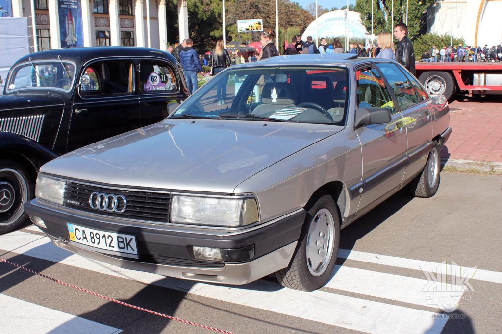 OldCarLand-2018, Audi