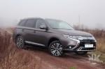 Тест Mitsubishi Outlander: зміни моделі 2019 року