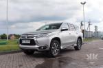 Тест Mitsubishi Pajero Sport: дає більше за меншу ціну?