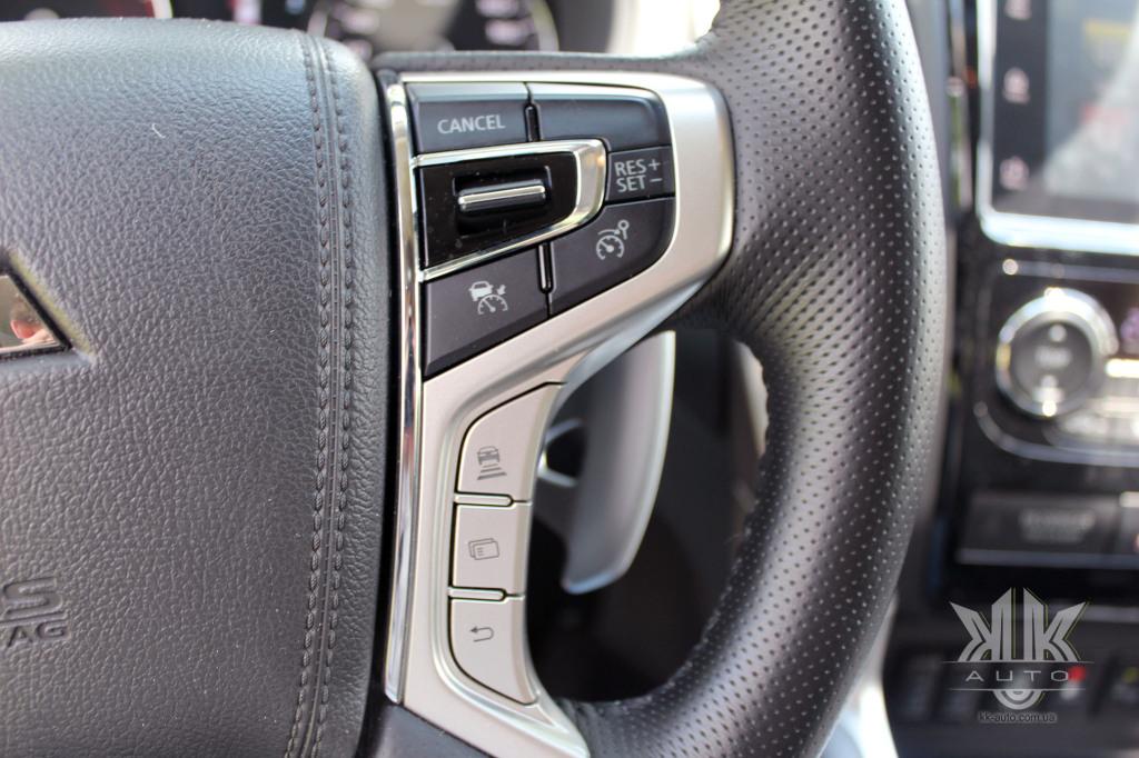 тест-драйв, Mitsubishi Pajero Sport