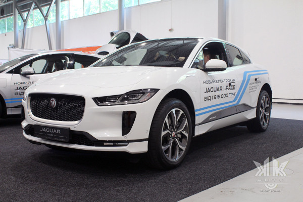 Plug-in-Ukraine-2019, Jaguar