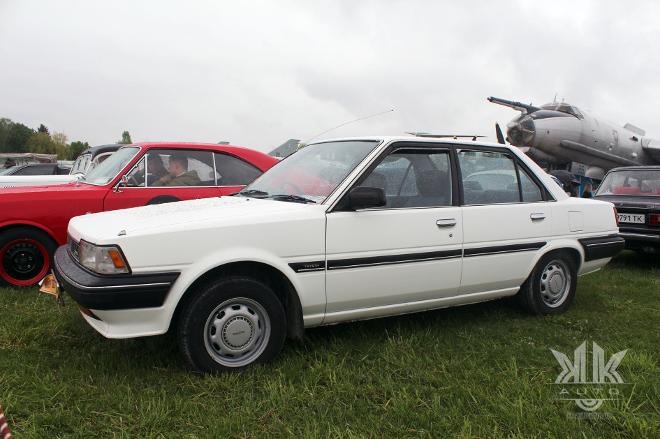 OldCarLand-2019, Toyota