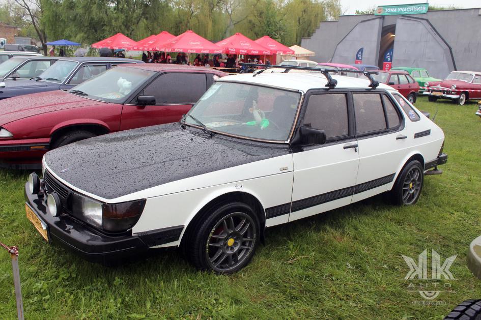 OldCarLand-2019, Saab
