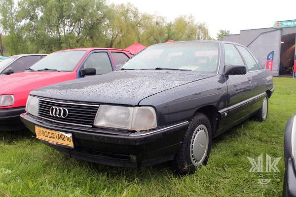 OldCarLand-2019, Audi