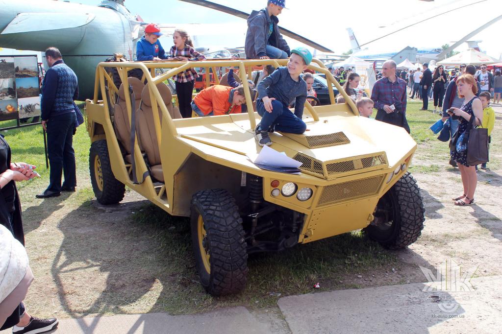 OldCarLand-2019, Азовський прототип
