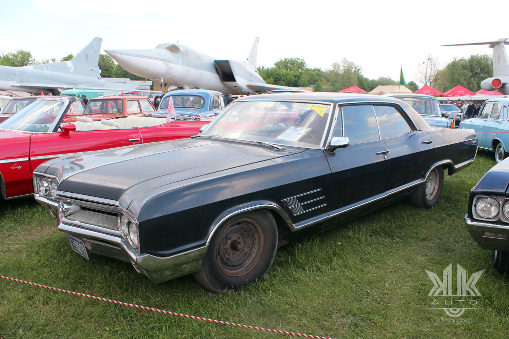 OldCarLand-2019, Buick