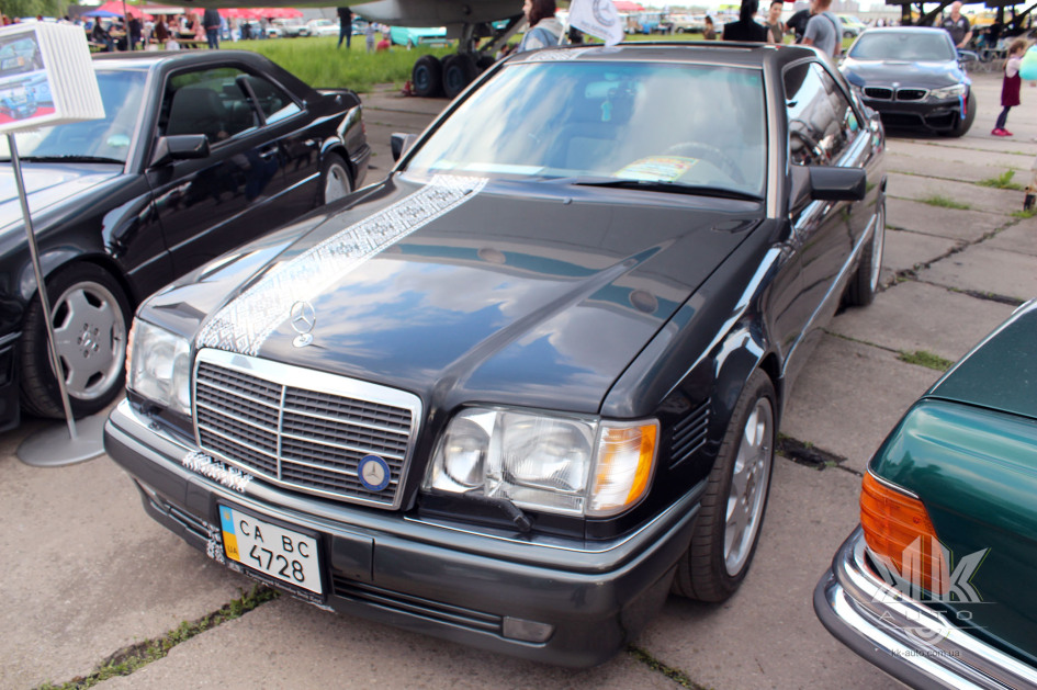 OldCarLand-2019, Mercedes-Benz