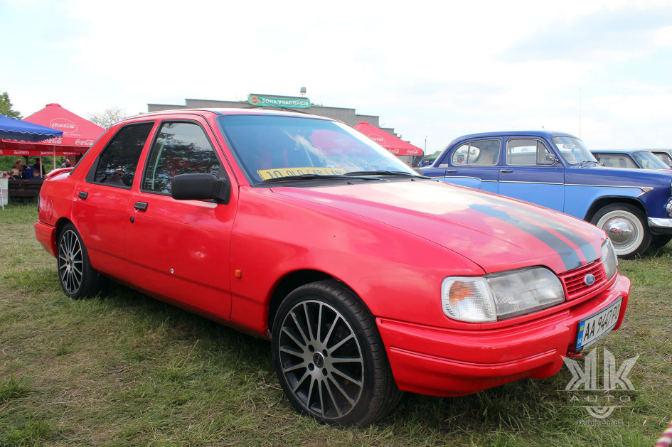 OldCarLand-2019, Ford