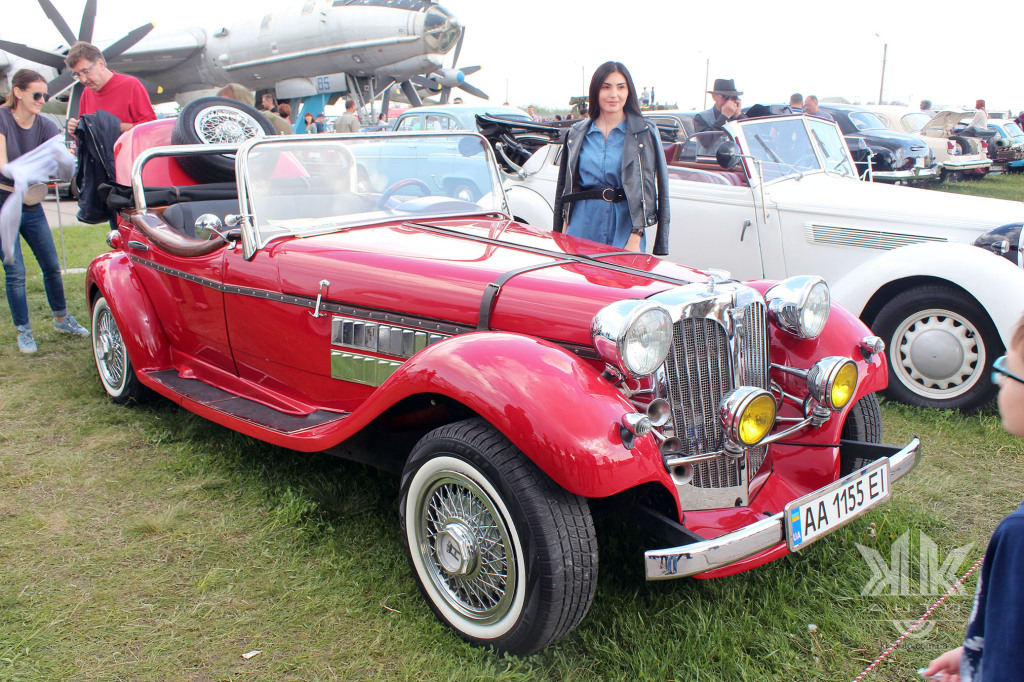 OldCarLand-2019, Horch
