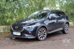 Тест Mazda CX-3: подружка, до якої ревнуватиме дружина