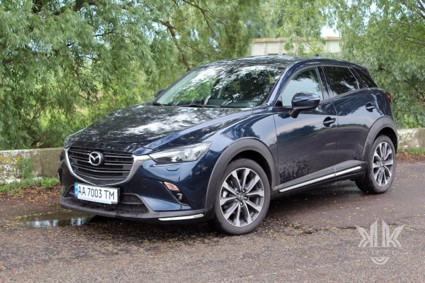 тест-драйв, Mazda CX-3