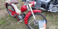 OldCarLand-2019 (осінь): скутери Honda і мопеди