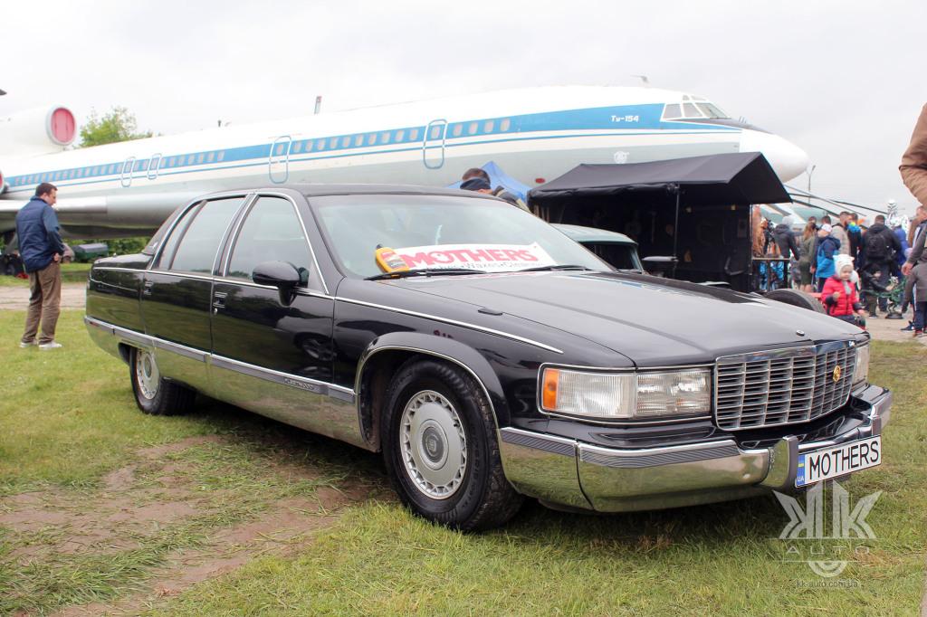 OldCarLand-2019, Cadillac
