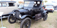 OldCarLand-2019 (осінь): автомобілі Ford