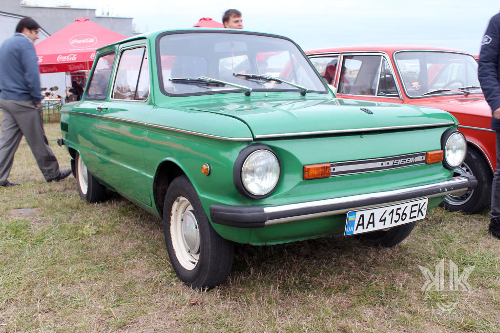 OldCarLand-2019, ЗАЗ