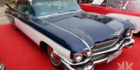 OldCarLand-2019 (осінь): автомобілі Cadillac