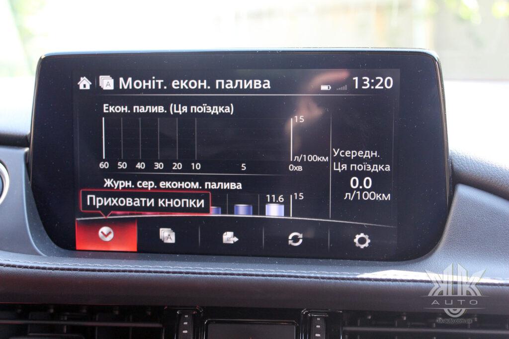 MZD Connect Mazda 6