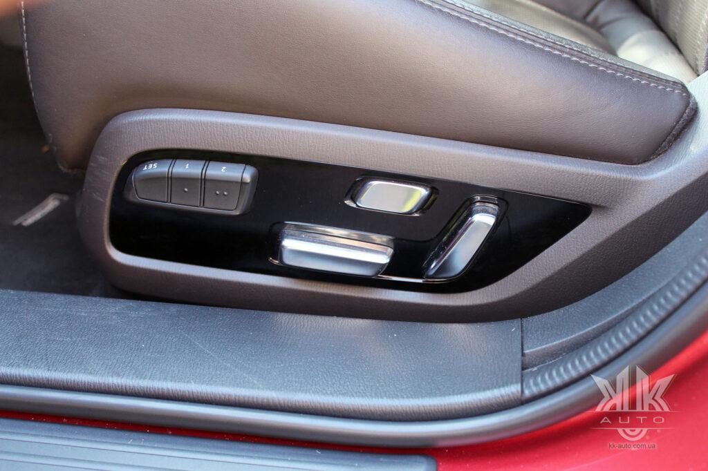 сидіння Mazda 6 2020