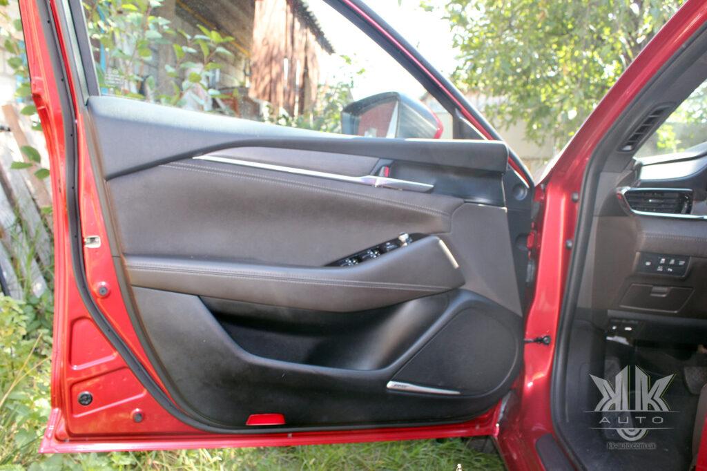 карта двери Mazda 6
