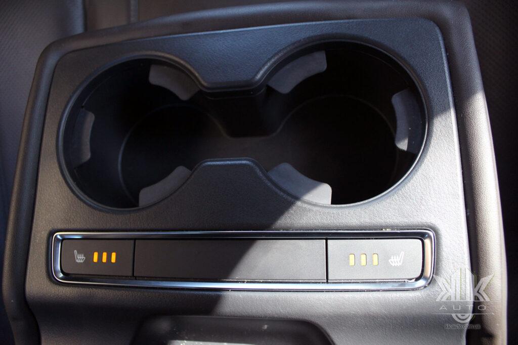 підігрів сидінь для авто Мазда 6