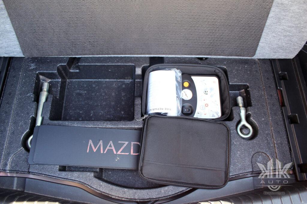 компресор Mazda 6