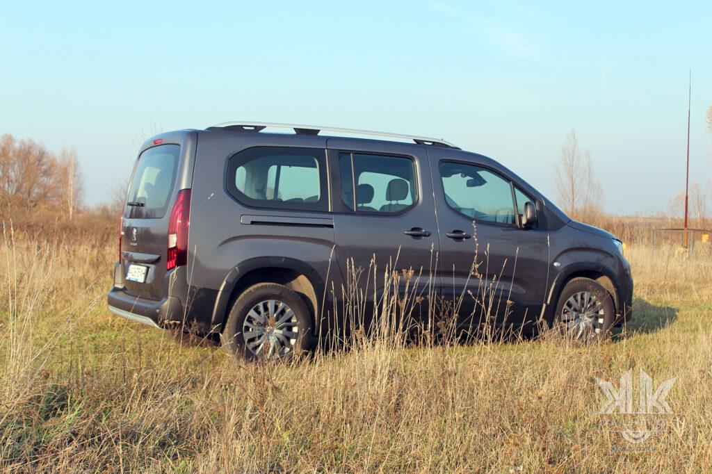 Тест-драйв Peugeot-Rifter