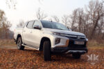 Тест-драйв Mitsubishi L200 2020: що змінилося в авто 2019 року?