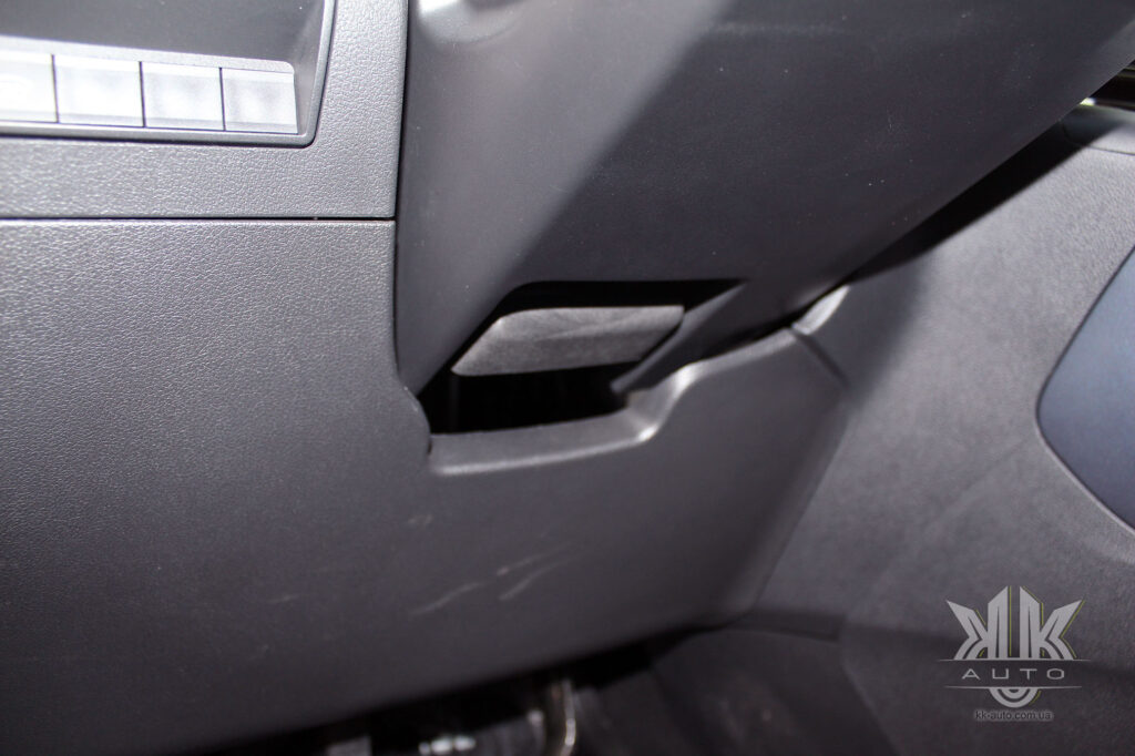 регулювання керма Peugeot Rifter