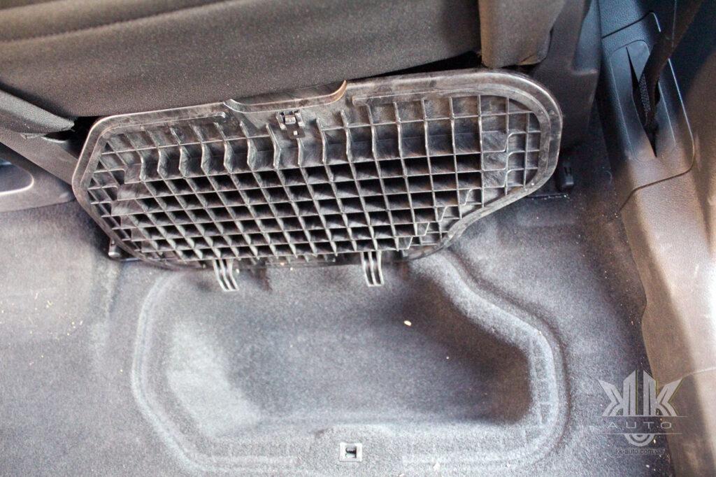 Тест-драйв Peugeot Rifter, ніша