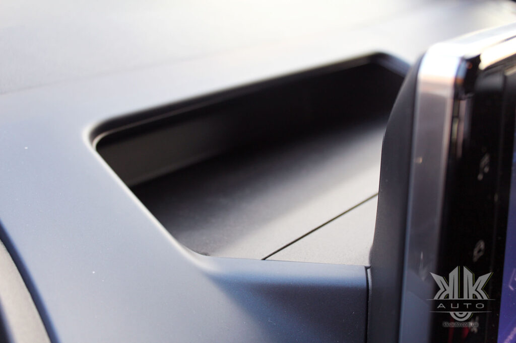 Ніша у Peugeot Rifter