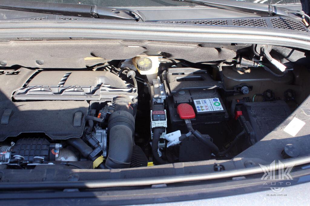 Тест-драйв Peugeot Rifter, система стабілізації ESC