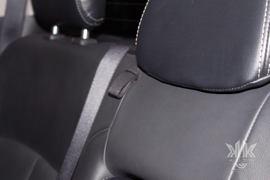 Тест-драйв Mitsubishi L200, петля
