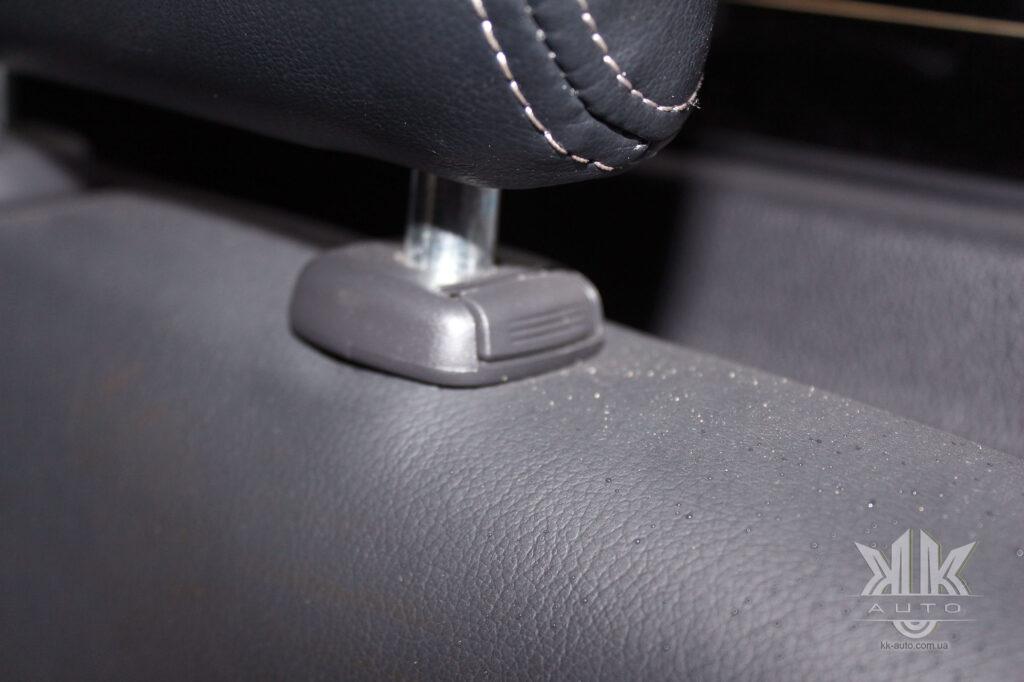 Тест-драйв Mitsubishi L200, підголівник