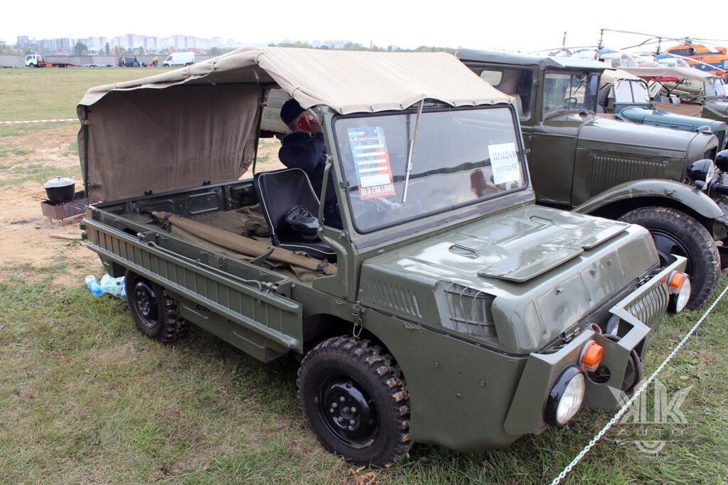 ЛуАЗ 967 на OldCarLand