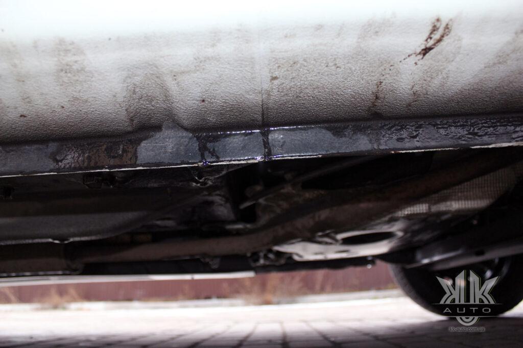 Тест-драйв Renault Logan, антигравій