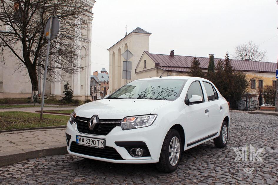 Тест-драйв Renault Logan, монастир