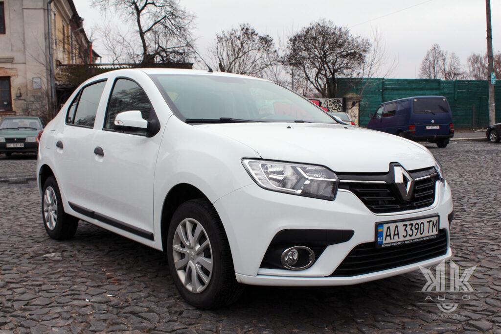 Тест-драйв Renault Logan, Logan Sandero 2018