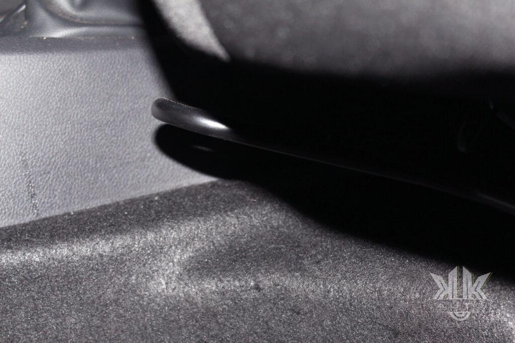 Тест-драйв Renault Logan, сидіння