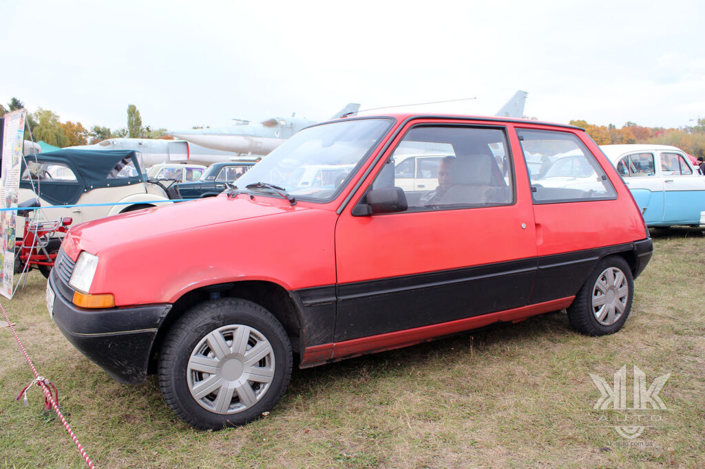 5 Renault