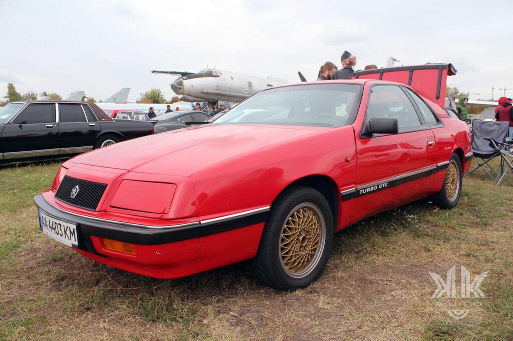 Chrysler Le Baron 1989, OldCarLand