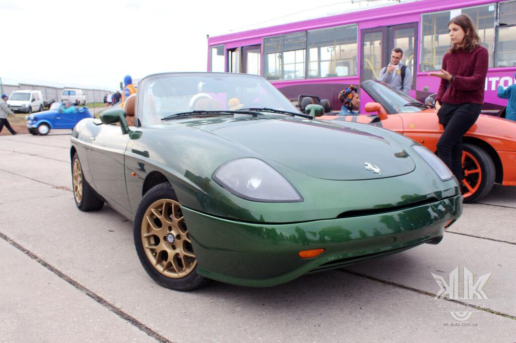 Ferrari Barchetta