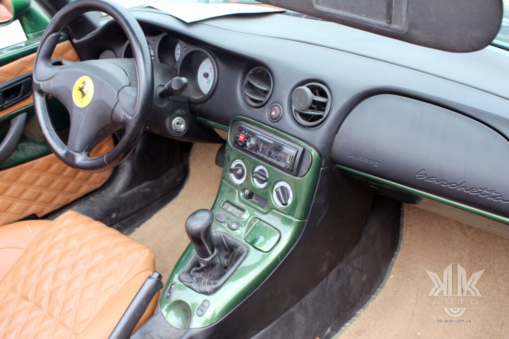 Fiat Barchetta Ferrari