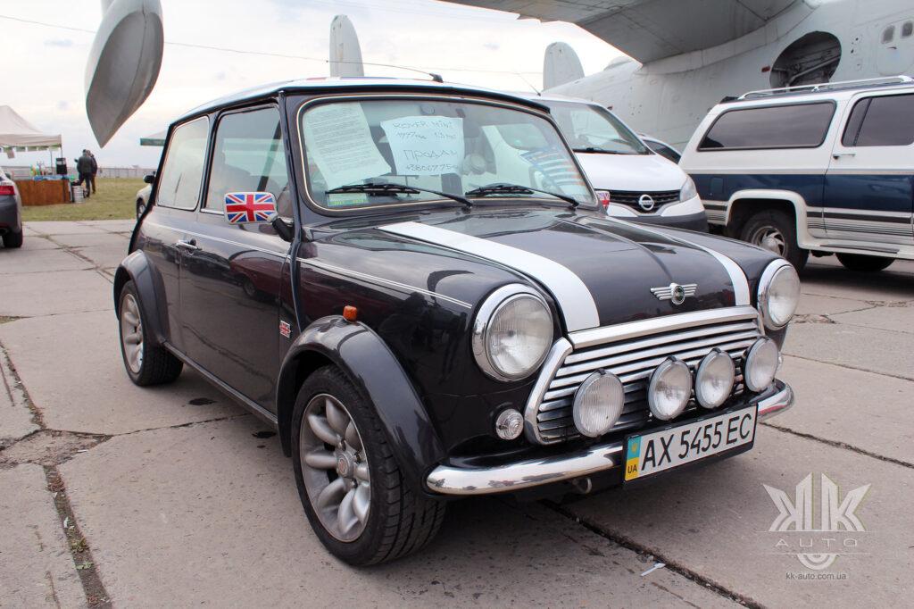 Rover Mini 1.3