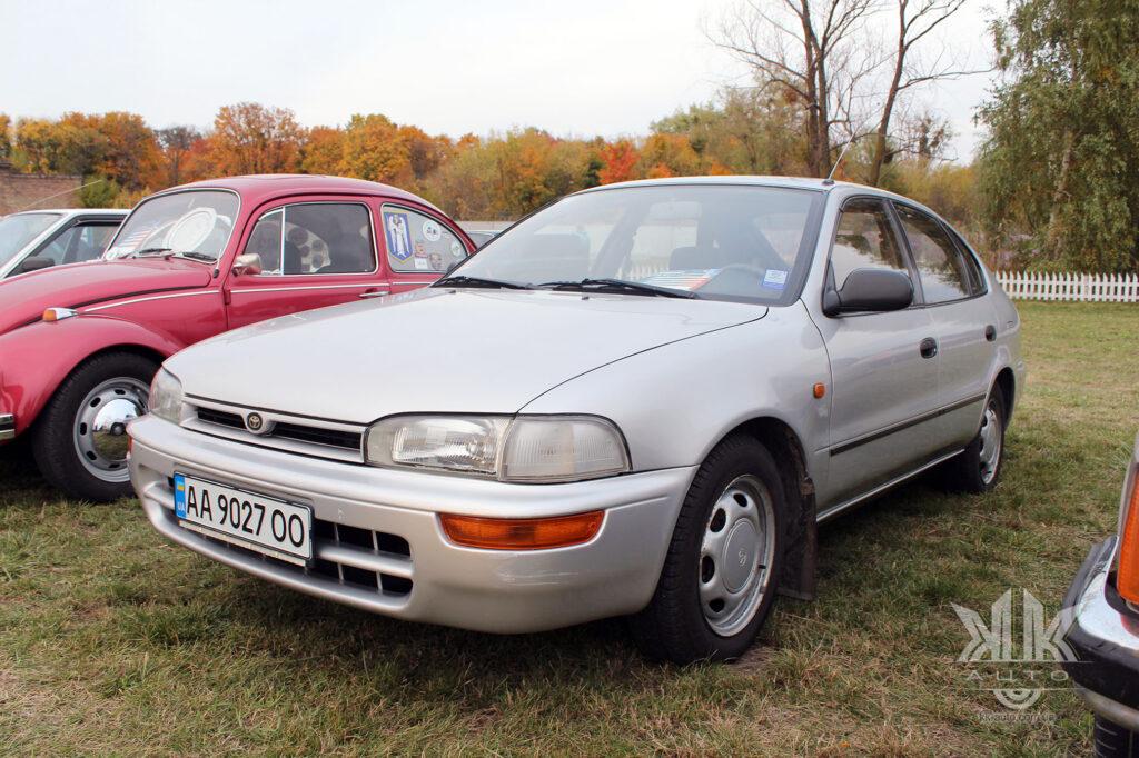 Toyota E 100