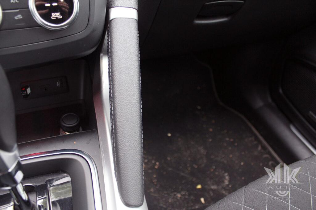 Тест-драйв Renault Kadjar, ручка