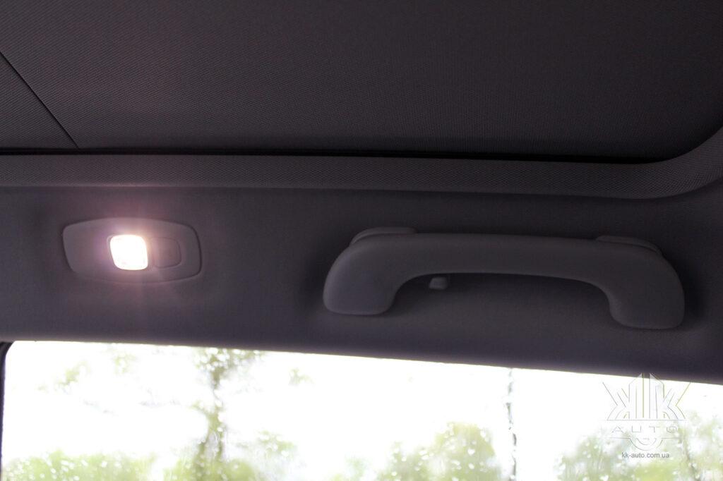 Тест-драйв Renault Kadjar, світлодіодне освітлення