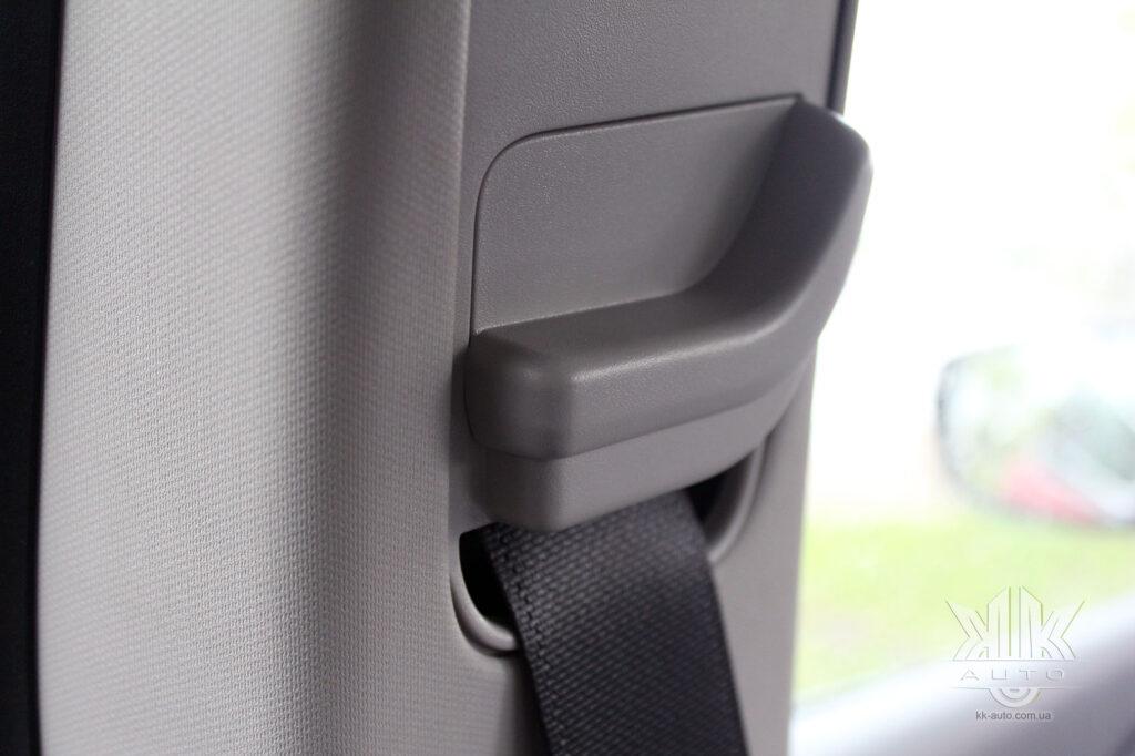 Тест-драйв Renault Kadjar, паски безпеки в транспорті