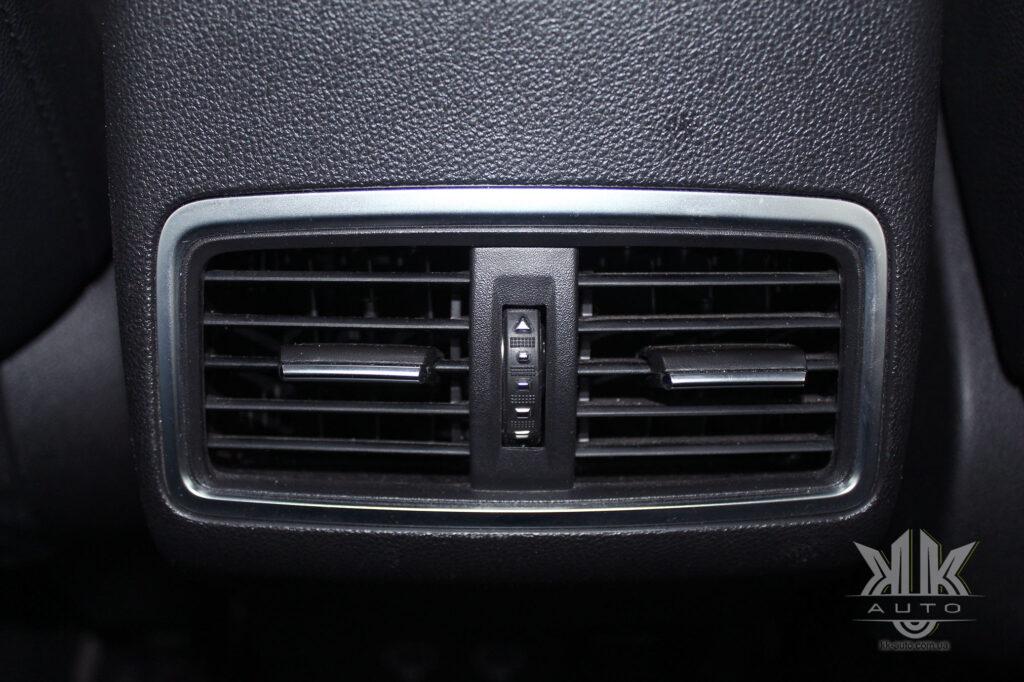 Тест-драйв Renault Kadjar, обдув